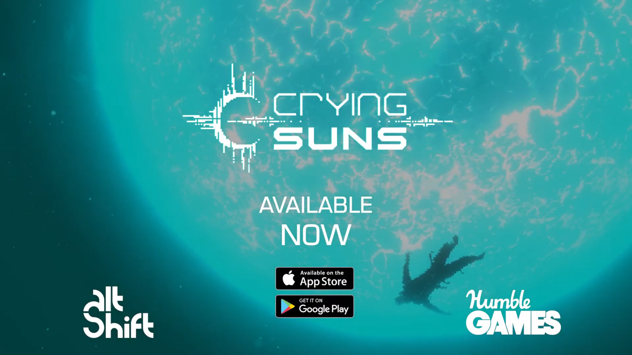 Crying suns Game Release on Android Devices