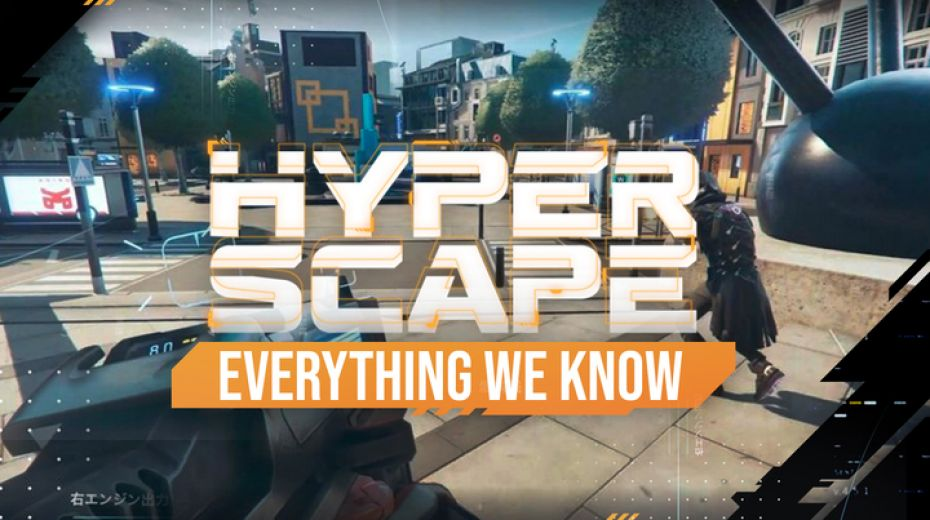 Ubisoft Hyper Scape all we know