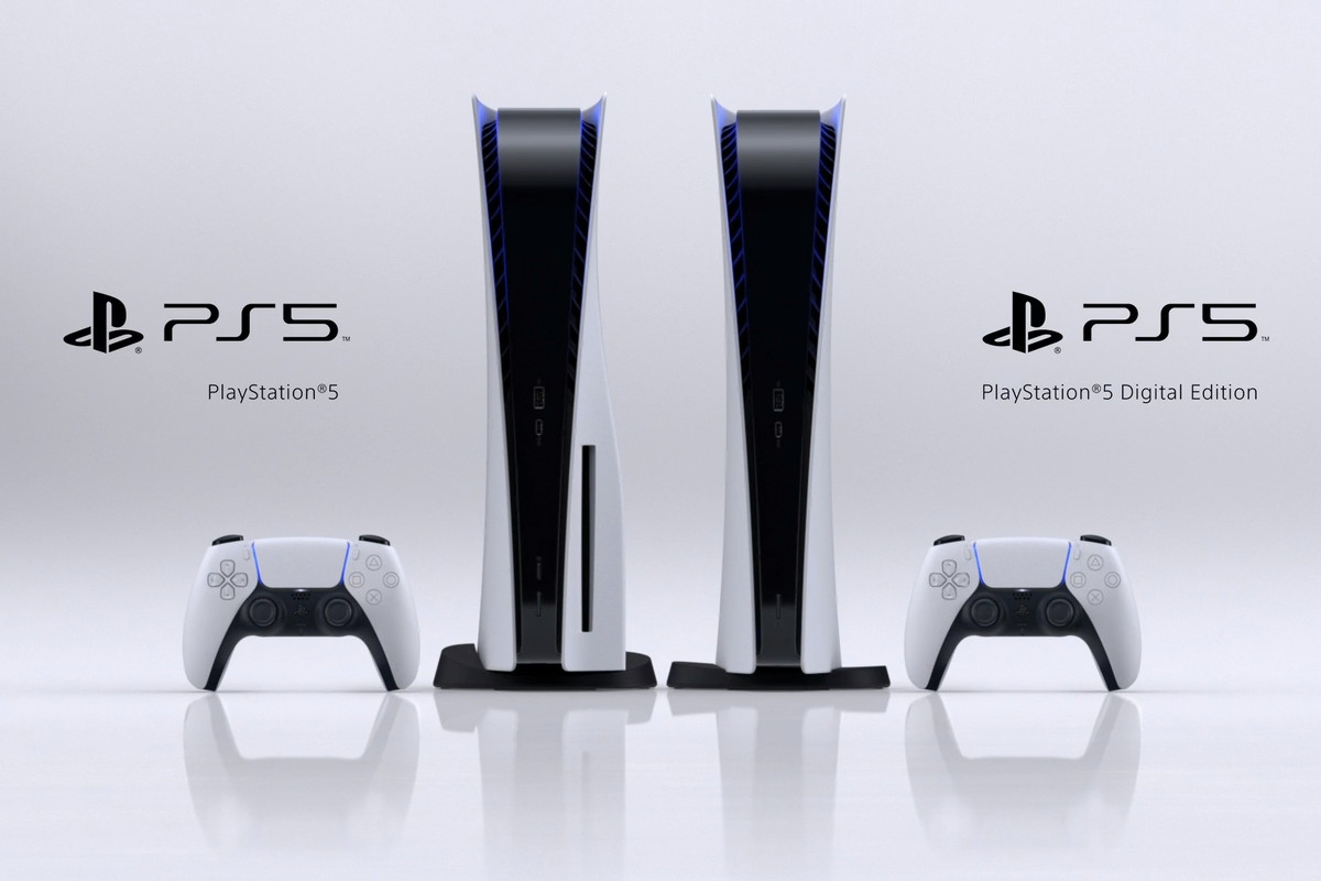 PS5 Size Reveal