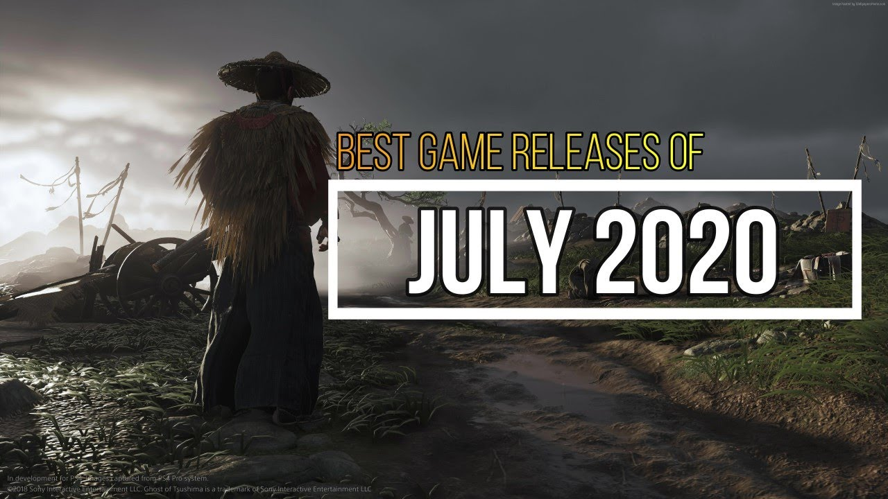 july 2020 game releases