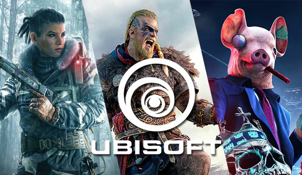Ubisotf Upcoming Games