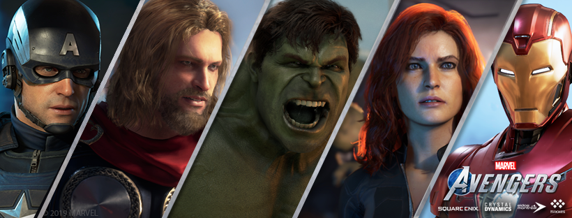 Marvel's Avengers beta opens in August on All Platforms