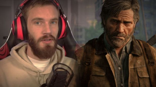 """PewDiePie reviews and rates """"The Last of Us 2"""" out of 10"""